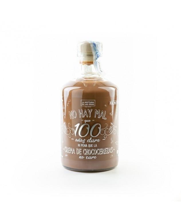 Crema de Chococerezas 100 años
