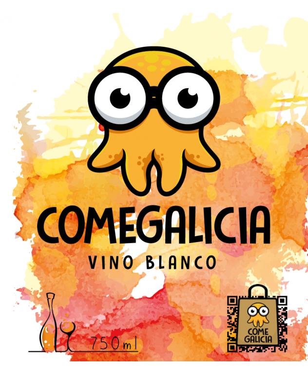 Vino Blanco Comegalicia