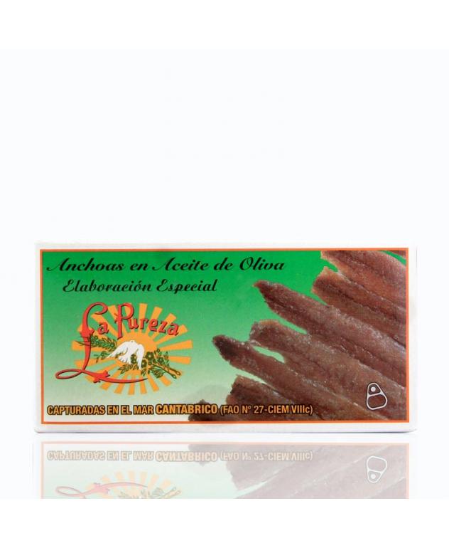 Anchoas en Aceite de Oliva...