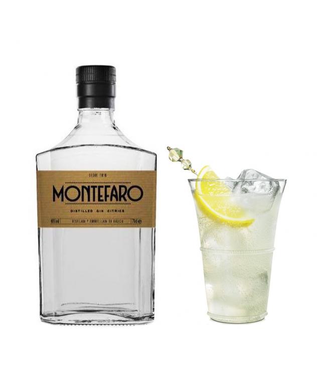 Montefaro Gin, Ginebra cítrica