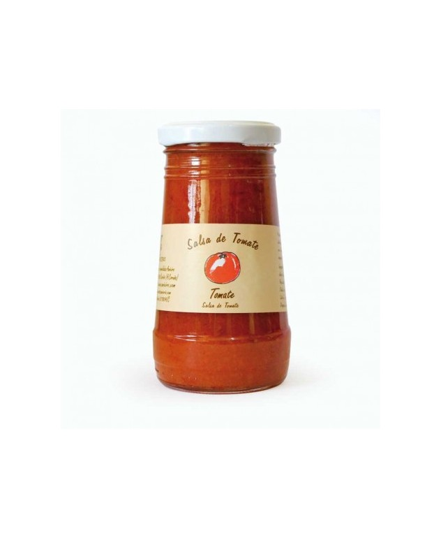 Salsa artesana de tomate...