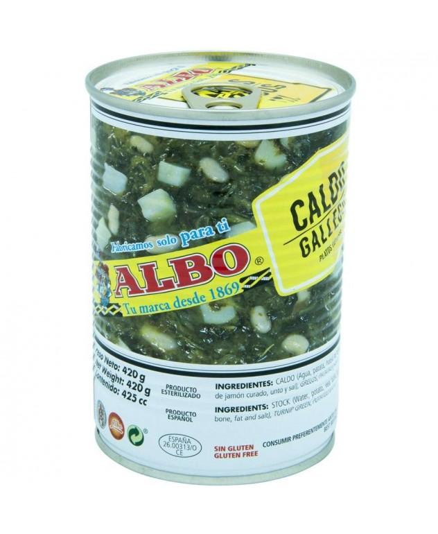 Caldo Gallego Albo 420gr