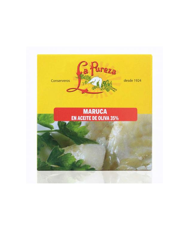 Maruca en Aceite de Oliva....
