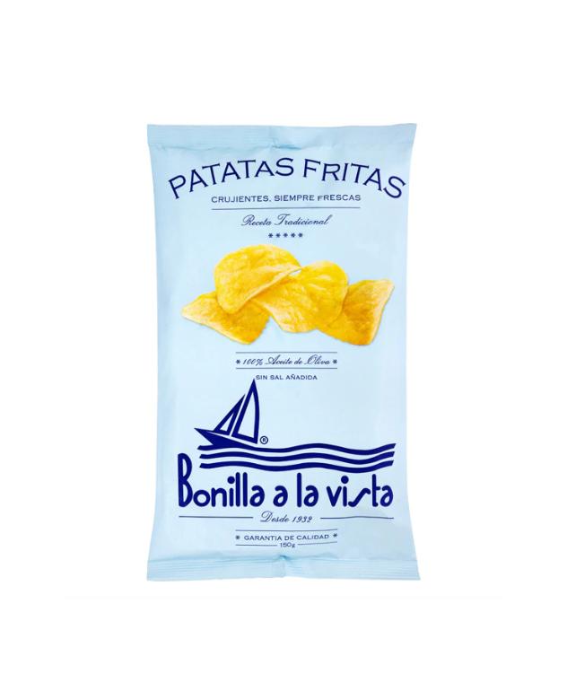 Patatas Fritas Bonilla Sin...