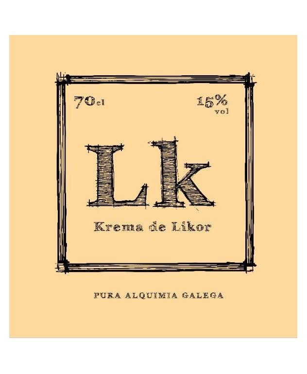 Crema de Licor Artesano Lk