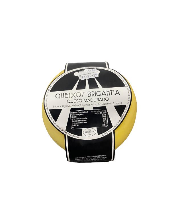 Queso Brigantia (Pieza 500 Gr)