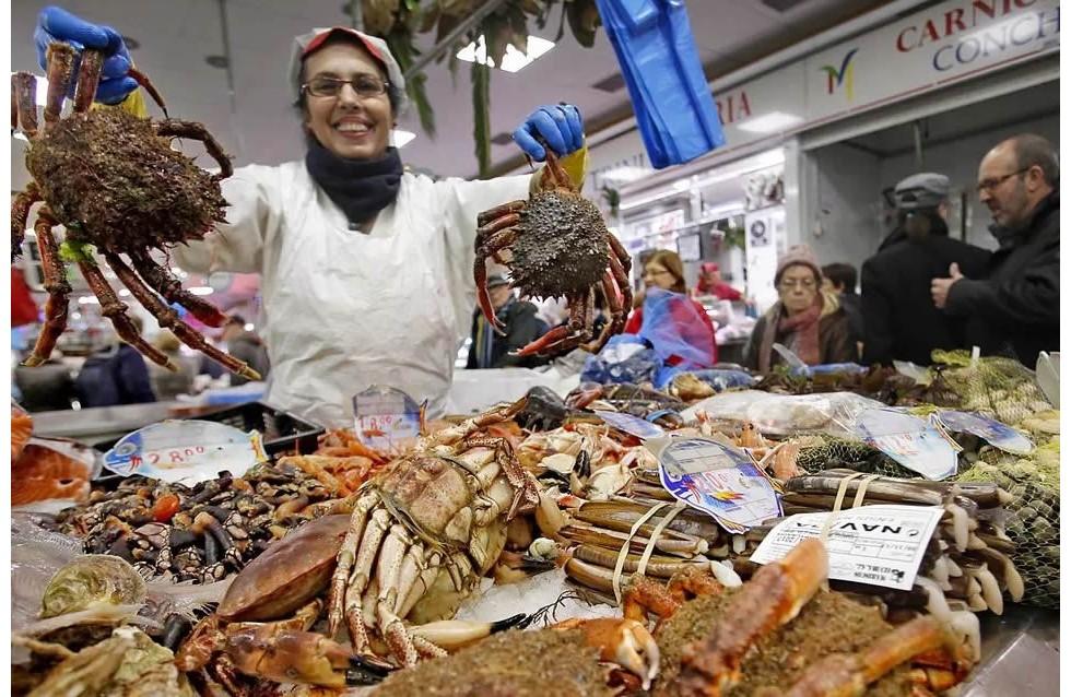 ¿Por qué Galicia tiene el mejor marisco del mundo?